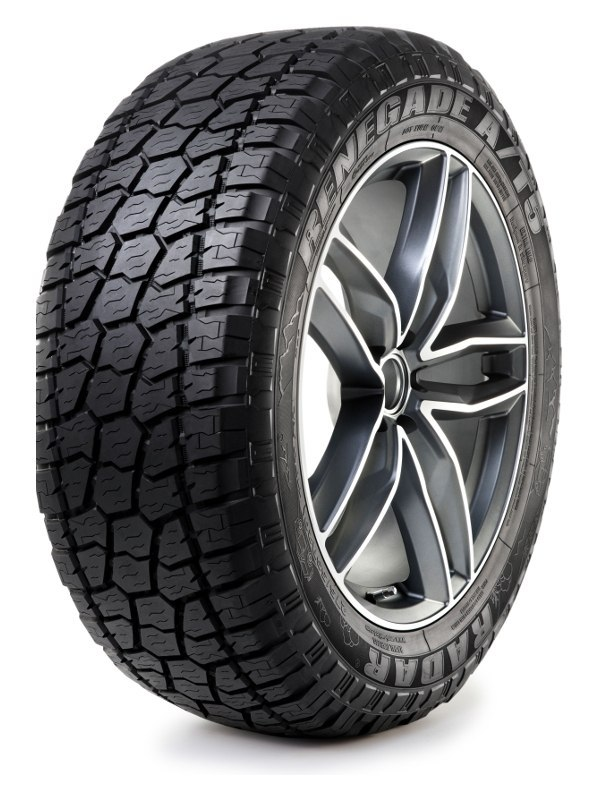 RADAR LT265/75R16 RENEGADE AT-5 123/120R 10PR #E M+S 3PMSF RZD0024