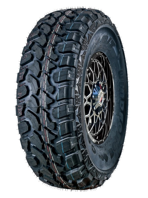 WINDFORCE 33x12.50R15LT CATCHFORS MT 108Q 6PR RWL TL POR WI301H1