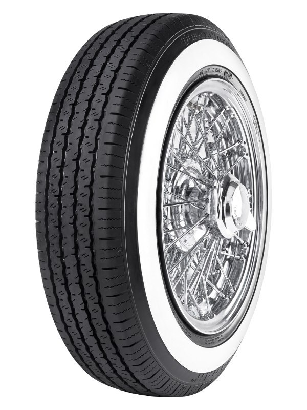 RADAR 235/70R15 Dimax Classic 101V TL White Wall (20 mm) M+S RNC0083
